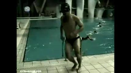 Невероятни скоци във вода!