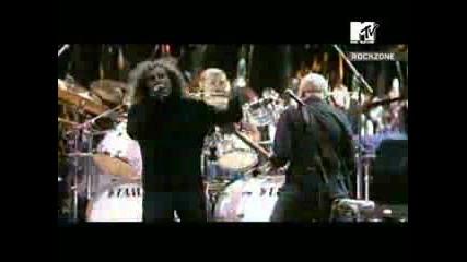 System Of A Down - Chop Suey & B.y.o.b. Live