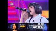 Русина Катърджиева - Кино Концерт - 20.04.09 - Music Idol 3