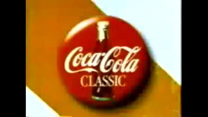 реклама на coca -cola