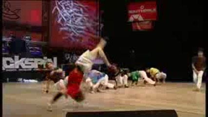 Battle Of The Year 2008 - Kaiten Ninja Japan