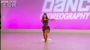 Yanet Fuentes - So You Thing You Can Dance Uk