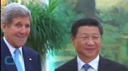 China Warns U.S. Over Taiwanese Visit