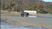 Bmw E36 325i drifting2