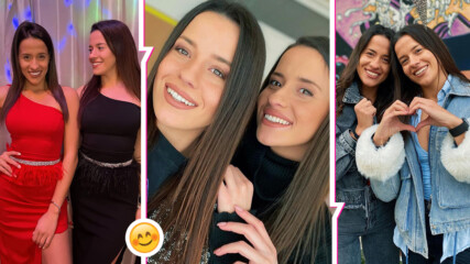 Едни от най-влиятелните TikTok сензации в България: Запознайте се с близначките Сузи и Рени