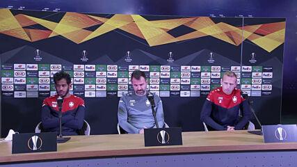 Иван Леко: Респект към Лудогорец, но ще играем за победа