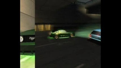 Nfs Underground 2 - Mustan Gt Movie