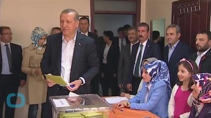 Erdogan Eyes Snap Turkish Election