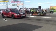 Fiat 126p Turbo vs Honda Civic Vti