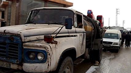 Syria: Syrian Arab Army regains control of Damascus water source in Wadi Barada