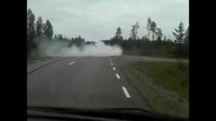 Зверско Bmw M5 913 Hp Раздира асфалта