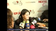 Maite Perroni confirma romance (1n)