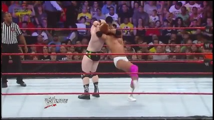 Damien Sandow Finisher - Terminus