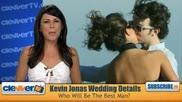 Детайли за сватбата на Кевин Джонас