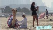 Прецакване на златотърсачка с камила - Шега