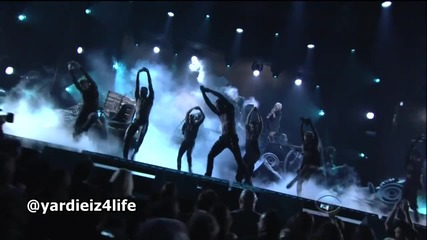 Lady Gaga - Marry The Night live Grammy nominations 2012