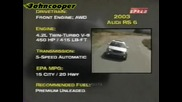 Audi Rs6 vs Mercedes E55 Amg
