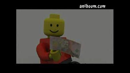 Готини Гащи - Lego Edition