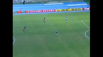 Фламенго 2-0 Гремио (всички голове)