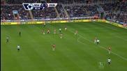 Нюкасъл - Манчестър Юнайтед 0:4