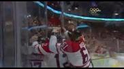 Гола На Сидни Кросби Срещу Usa Във Финала На Оличпийските Игри 2010