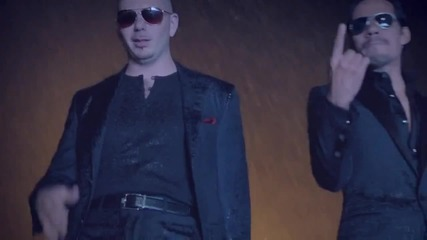Pitbull ft.marc Anthony -^^- Rain Over Me .. !!!
