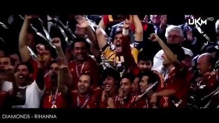 Fernando Torres - Diamonds _ Spain & Chelsea _ 2012_2013