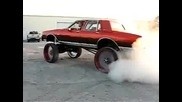 Big Wheels Burnout !!