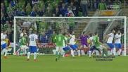 08.10.15 Северна Ирландия - Гърция 3:1 *евро 2016 квалификации*