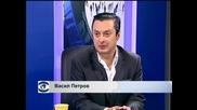 Васил Петров: Лаская се, че дори извън България ме сравняват с Франк Синатра