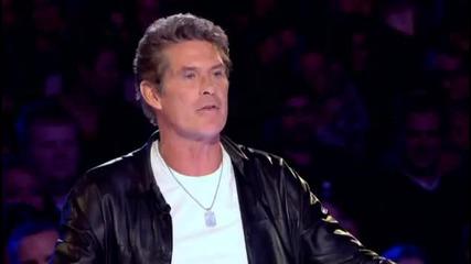 Цял Епизод! Новите серии на Britain's Got Talent 2011 - Епизод 2 ( Част 2) 24.04.2011