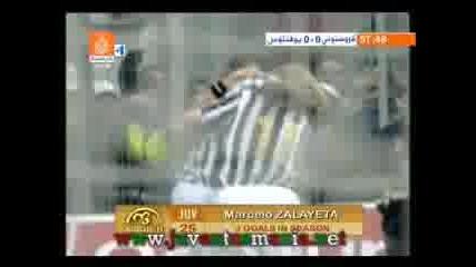 Фрозиноне - Ювентус 0 - 1 Салайета