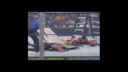 The Undertaker vs. Edge - Hell in a Cell, Wwe Summerslam 2008