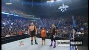 Пълна лудница с Edge, Big Show, Vickie Guerrero & John Cena