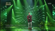 Jay Park - When a man loves a woman (feat. Loco) ( Michael Bolton Cover) @ Immortal Songs 2