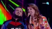 Роси Кирилова и Криско пеят в дует - Забраненото шоу на Рачков (07.03.2021)