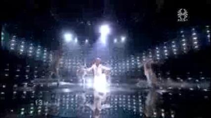 Евровизия 2010 полуфинал 2 България ( Miro - Angel Si Ti )