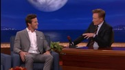 6'5 Armie Hammer Loves His Vespa Scooter