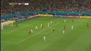 1/8 финал: Белгия 2 – 1 С А Щ // F I F A World Cup 2014 // Belgium 2 – 1 U S A // Highlights