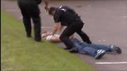 Добра реакция на полицай!