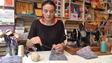 Лесно и ефектно: Марокански подложки за чаши