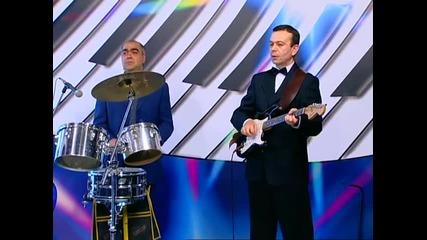 Muharem Serbezovski - Alisa - (LIVE) - Sto da ne - (TvDmSat 2008)
