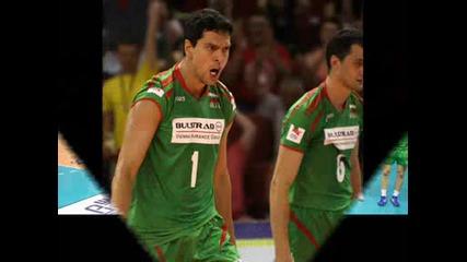 Национален Отбор по Волейбол - България (мъже)