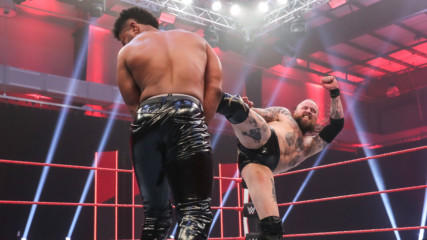 Aleister Black vs. Jason Cade: Raw, March 30, 2020