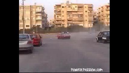 Ferrari Street Drift