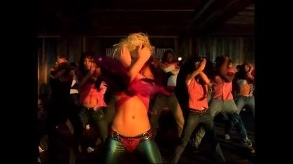 Britney Spears - Im A Slave 4 U (Dvd Rip) (High Quality)+BG Prevod