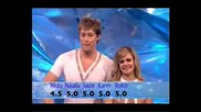 Dancing On Ice - Duncan James & Maria Filipov: Week 8