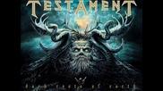 Testament - Man kills mankind