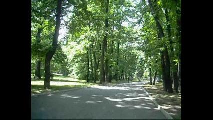 Борисовата градина - през погледа на велосипед