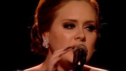 Adele - Someone like you (official Video Lyrics) Hd Live fro